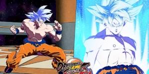 Dragon Ball FighterZ : Gokû avec le réflexe transcendantal (Ultra Instinct) arrive