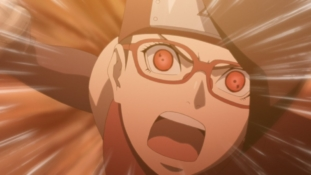 Boruto – Naruto Next Generations épisode 83: « Le Bien selon Ônoki »