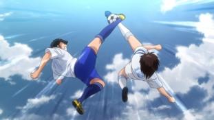 Captain Tsubasa (Olive et Tom 2018) épisode 35 : « La puissance explosive du rasoir »