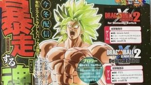 Dragon Ball Xenoverse 2: Broly «Super Saiyan Pleine Puissance» annoncé