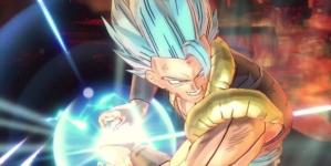 Dragon Ball Xenoverse 2: Gogeta SSGSS accompagne son pote Broly