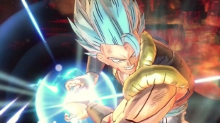 Dragon Ball Xenoverse 2: Gogeta SSGSS accompagne son pote Broly