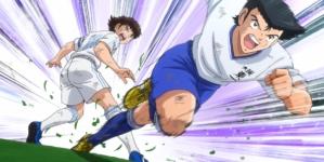 Captain Tsubasa (Olive et Tom 2018) épisode 36 : « À chacun sa résolution »
