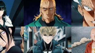 One-Punch Man – Saison 2 : Première vidéo promotionnelle de l'anime qui est attendu pour Avril