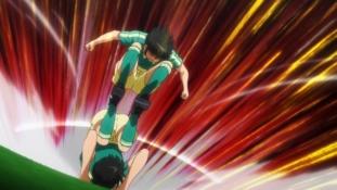 Captain Tsubasa (Olive et Tom 2018) épisode 37 : « La catapulte infernale ! »