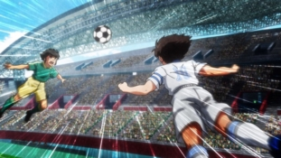 Captain Tsubasa (Olive et Tom 2018) épisode 38 : « La tactique des frères Tachibana ! »