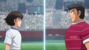 Captain Tsubasa (Olive et Tom 2018) épisode 41 : « Un Redoutable Outsider »