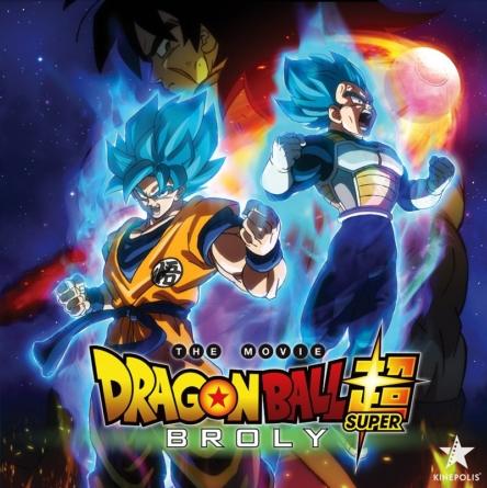 Dragon Ball Super – Broly : La Belgique a aussi ses avant-premières + Nouveau Clip