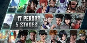 Jump Force : Confirmation de le bêta ouverte du jeu vidéo du 18 au 20 janvier