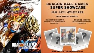 Dragon Ball Games Super Showcase : Le live prévoit de grosses annonces pour les jeux vidéos de la série