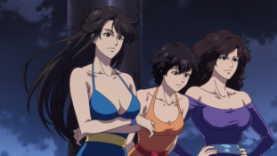 City Hunter: Shinjuku Private Eyes : Le nouveau trailer révèle les Cat's Eye