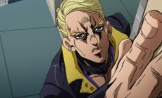 JoJo's Bizarre Adventure – Golden Wind épisode 15 : « Thankful Death – 1re partie »