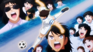 Captain Tsubasa (Olive et Tom) : Un footballeur professionnel sera dans un épisode spécial de l'anime