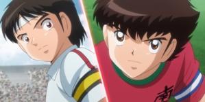 Captain Tsubasa (Olive et Tom 2018) épisode 44 : « Numéro 10 contre numéro 10 »