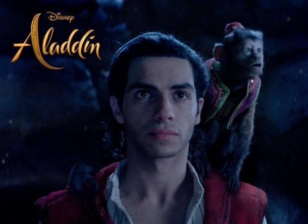 Aladdin (2019) – Spot TV : On voit enfin Will Smith en Génie