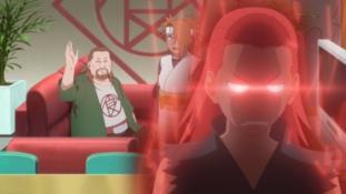 Boruto – Naruto Next Generations épisode 94 : « Le concours des plus gros mangeurs »