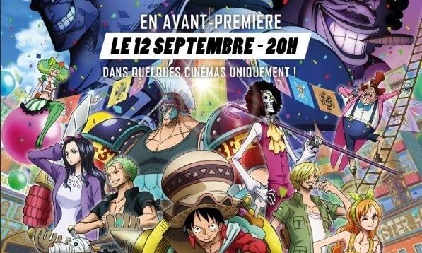 One Piece Stampede : Commentaire d'Eiichiro Oda et vidéo commémorative pour les 5 milliards au box office
