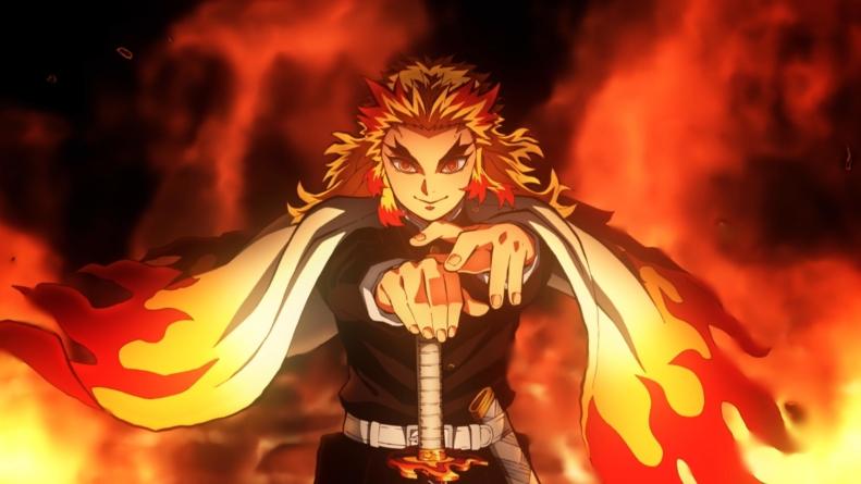 Demon Slayer (Kimetsu no Yaiba) : L'arc Rengoku sera adapté en film d'animation