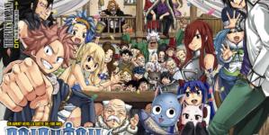 Fairy Tail: 100 Years Quest et Eden's Zero: Dates de sortie de leurs prochains tomes