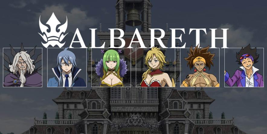 Fairy Tail – Saison Finale: Révèle le casting de Spriggan 12, la force militaire d'Alvarez