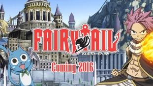 Fairy Tail: Annonce d'un nouveau jeu mobile par GameSamba, Funimation et NGames
