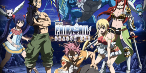 Fairy Tail Dragon Cry: Premiers chiffres du film au Japon