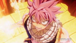 Fairy Tail : Trailer de gameplay du jeu vidéo à un mois de sa sortie