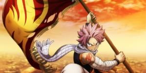 Fairy Tail: L'arc final de l'anime révèle son premier visuel et confirme le début en Octobre