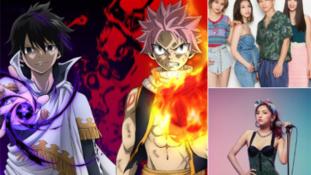 Fairy Tail – Saison Finale: Annonce de l'opening et de l'ending