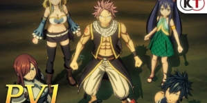 Fairy Tail RPG : Trailer officiel spécial Paris Games Week 2019