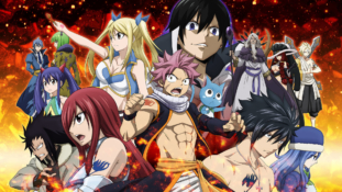 Fairy Tail : Confirmation que l'anime se termine dans 9 épisodes – épisode 328