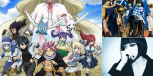 Fairy Tail – Saison Finale : Nouveaux opening et ending pour l'anime le 13 avril