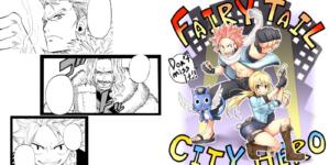 Fairy Tail: Un mangaka pour la suite, une première image pour le spin-off