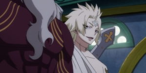 Fairy Tail épisode 305 : « Dragnir Blanc »