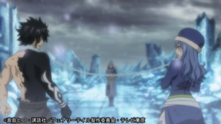 Fairy Tail épisode 307 : « Grey et Jubia »