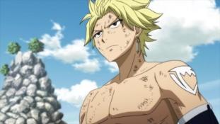 Fairy Tail épisode 311 : « L'Esprit de Natsu »