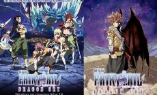Le film Fairy Tail Dragon Cry sortira en France et dans 16 autres pays en Mai