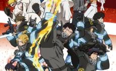 Fire Force : Nouvel opening de la saison 2 de l'anime qui fera 24 épisodes