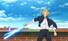 Fire Force épisode 2 – Saison 1 : Le Cœur d'un membre de la Fire Force