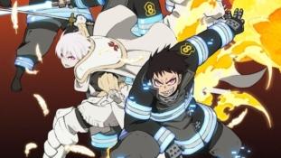 Fire Force : L'anime se termine la semaine prochaine avec un double épisode
