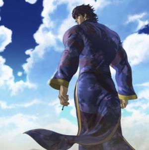 Fist of the Blue Sky (Sôten no Ken Regenesis): Vidéo promotionnelle de l'anime présentant l'opening