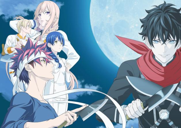 Food Wars! Shokugeki no Sōma : La saison 5 ne reprendrait pas avant juillet