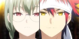 Food Wars! Shokugeki no Sōma épisode 1 – Saison 4 : « Ce que l'on veut protéger »