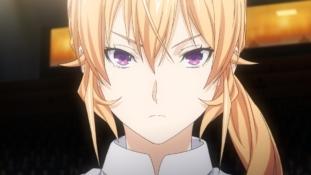 Food Wars! Shokugeki no Sōma épisode 3 – Saison 4 : « Le régiment de l'espoir »