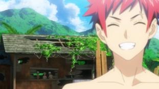 """Food Wars! Shokugeki no Sōma épisode 1 – Saison 5 : """" Un parfum d'imprévu """""""