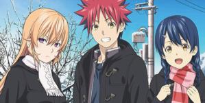 Food Wars! Shokugeki no Sōma : La saison 5 pour clôturer l'anime