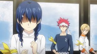 Food Wars! Shokugeki no Sōma épisode 5 – Saison 4 : « Tu es foutu, mon vieux »