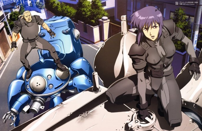 Ghost in the Shell: Le nouvel anime aura deux saisons
