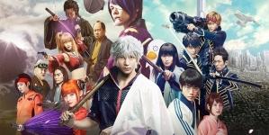 Gintama Film Live: Nouveau spot publicitaire du film qui sort le 14 Juillet