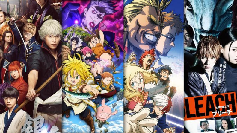 Le film live Gintama 2 prend la tête du box office, alors que le film animé de The Seven Deadly Sins débute à la 5e place